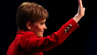 Sturgeon pledges new Scottish independence drive