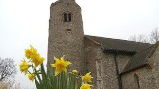 Norfolk Wildlife Trust is looking for volunteers to spend time in churchyards surveying wildlife