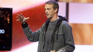 "Tony Hawk said it was ""incredibly hard"" to watch his mother's decline"