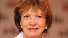 Baroness Bakewell has compared rates of anorexia to signs of narcissism