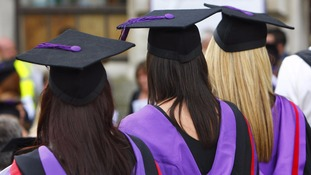 Huge rise in number of university students seeking counselling