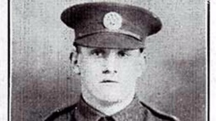 Private Raymond Percival