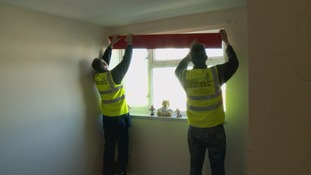 Veteran's charity opens first house for ex-servicemen