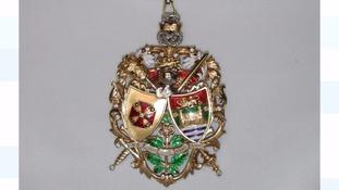 Mayoress's brooch
