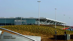 Stansted now handles  23 million passengers a year