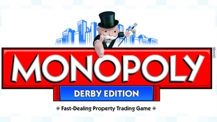 Derby to get its own official Monopoly board