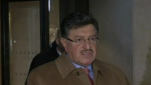Saim al-Muslet said 'it's time to give Syria back to the Syrian people'.
