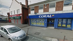 Coral betting shop, Old Raffles Parade, Carlisle