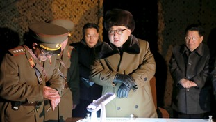North Korea: Kim Jong Un warns of impending nuclear warhead tests