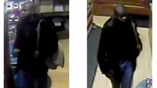 Police have released a CCTV image of a man they want to identify after a burglary at a hairdressers in Gosforth
