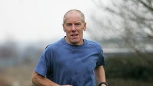 Ray Matthews is planning on running 75 marathons in 75 days
