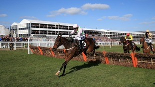 Ruby Walsh winning at last year's Cheltenham Festival