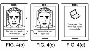 Buy with the blink of an eye? Amazon wants selfie pay system