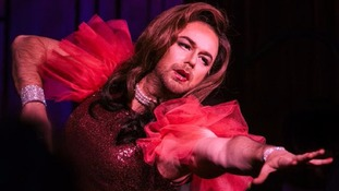 Danny Dyer appears as drag queen in Lucy Rose music video
