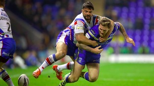 Jason Walton (left) will miss his side's trip to Hull