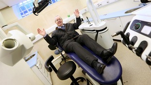 Dentist chair up for auction as part of prison clearout