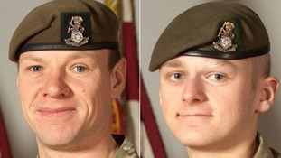 Wiltshire soldiers killed in Afghanistan named