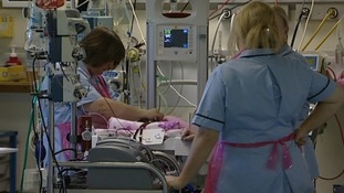 Children's Heart Unit at Glenfield Hospital, Leicester