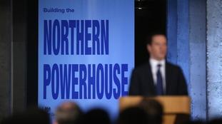 George Osborne regularly uses the phrase 'Northern Powerhouse'.