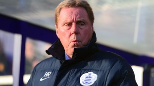 Redknapp takes up his role with Derby with immediate effect