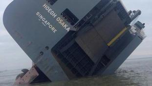 Safety lessons learned from grounding of Hoegh Osaka