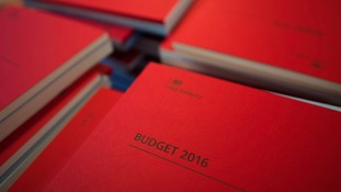 Red budget books