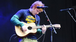 Ed Sheeran piracy