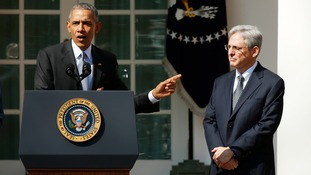 Barack Obama has nominated Merrick Garland to the US Supreme Court
