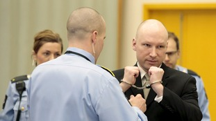 Mass killer Anders Breivik: 'I would rather be shot than held in prison like an animal'