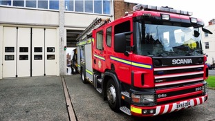 Emergency operator stops mum and three sons jumping out of burning building