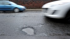pic of potholes