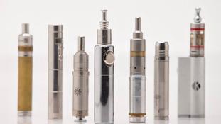 Various e-cigarettes