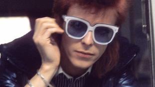 David Bowie's handwritten lyrics to go under the hammer