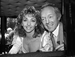He married his assistant 'the lovely Debbie McGee' in 1988.