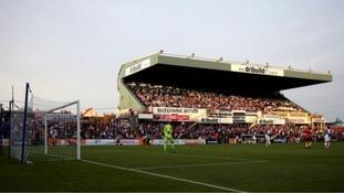 The Memorial Stadium