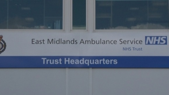 EMAS could have up to 130 new hubs for their ambulances and crews
