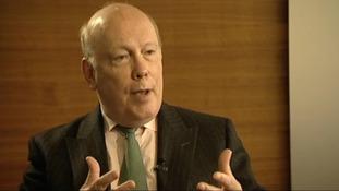 Julian Fellowes talks to ITV Meridian about the new Titanic drama
