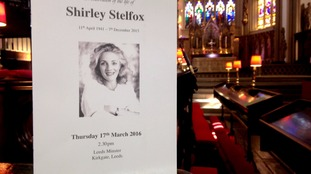 Memorial for Shirley Stelfox