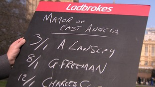 The odds for the position are revealed by Ladbrokes.