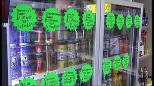 New plans for a minimum price for alcohol