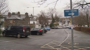 Car parking charge rise for Keswick