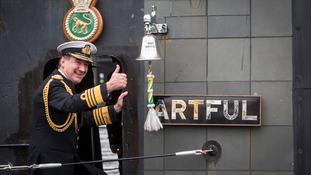 Nuclear submarine joins Royal Navy fleet