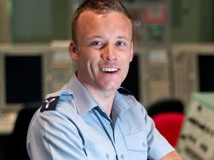 Senior Aircraftman Shane Mitchley