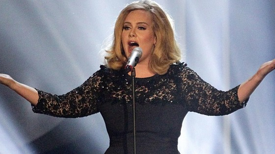Adele looks set to sing the newest James Bond theme