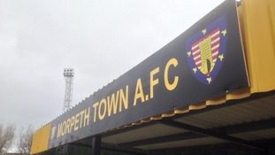 Morpeth Town one game away from Wembley