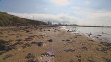 Redcar beach