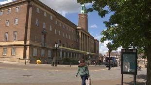 City Hall, Norwich