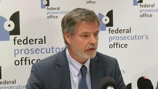 Belgium's federal prosecutor