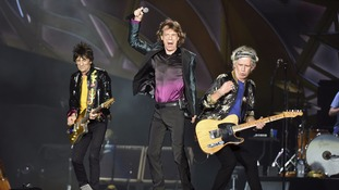 Unknown Rolling Stones song unearthed in loft more than 50 years after it was recorded