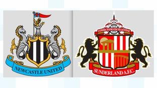 Newcastle v Sunderland.